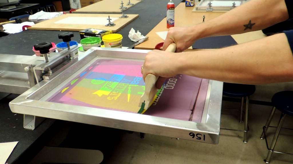 Paint Shop Pro Lithograph Effect
